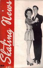 Skating News - March 1949