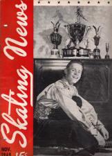 Skating News - November 1949