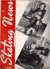 Skating News - October 1949