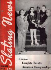 Skating News - Summer 1949