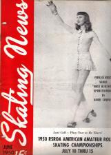 Skating News - June 1950