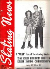 Skating News -  May 1950