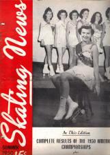 Skating News - Summer 1950
