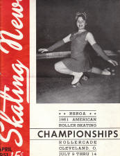 Skating News - April 1951