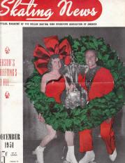 Skating News - December 1951