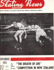 Skating News - 1951 November