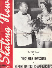 Skating News - Summer 1951 (Championships)