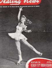Skating News - April 1952