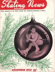 Skating News - December 1952