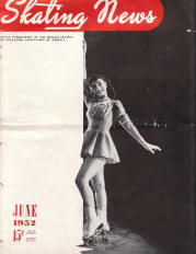 Skating News - June 1952
