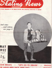 Skating News - May 1952