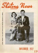 Skating News - November 1952