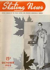 Skating News - October 1952