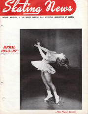 Skating News - April 1953
