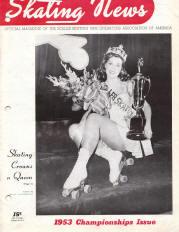 Skating News - Championship Edition 1953