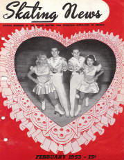 Skating News - Februrary 1953