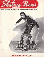 Skating News - January 1953