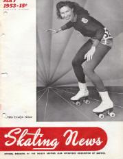 Skating News - May 1953