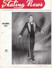 Skating News - November 1953