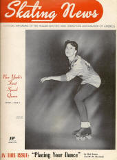 Skating News - October 1953