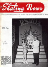 Skating News - April 1955