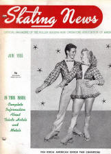 Skating News - June 1955