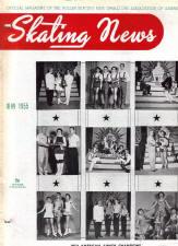 Skating News -  May 1955
