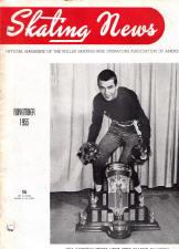 Skating News - November 1955