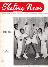 Skating News - October 1955