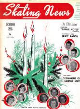 Skating News - December 1956