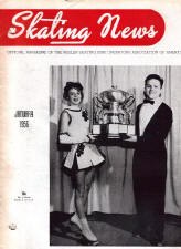 Skating News - January 1956