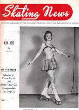 Skating News - June 1956