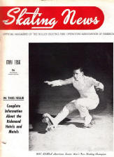 Skating News - May 1956