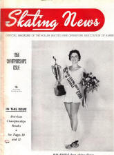 Skating News - September 1956