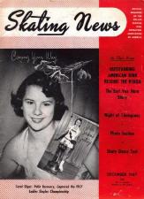 Skating News - December 1957