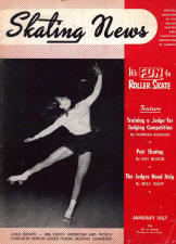 Skating News - January 1957