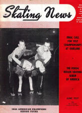 Skating News - June 1957