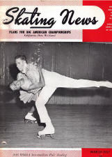 Skating News - March 1957