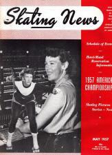 Skating News - May 1957