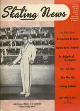 Skating News - November 1957