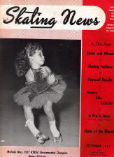 Skating News - October 1957
