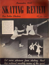 Skating Review - November 1940