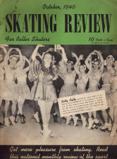 Skating Review - October 1940