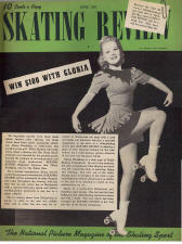 Skating Review - April 1941