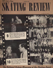 Skating Review - August 1941