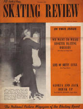 Skating Review - October 1941