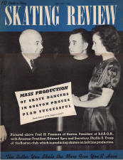 Skating Review - January 1942