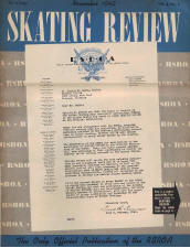 Skating Review - November 1942