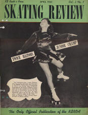Skating Review - April 1943