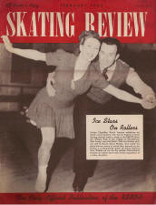 Skating Review - February 1943